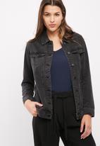 Jacqueline de Yong - Ashley oversize denim jacket