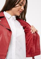 dailyfriday - PU biker jacket