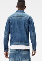 G-Star RAW - 3301 DC 3D slim jacket