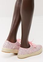 dailyfriday - Lace up espadrille