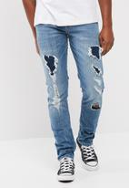 GUESS - Slim tapered denim