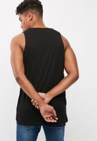 basicthread - Plain tail hem ves