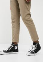 basicthread - Cropped slim fit chino