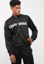 Converse - Hybrid knit bomber