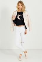 Cotton On - Mid rise grazer skinny jean