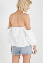 Cotton On - Statement off the shoulder top