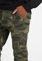 Cotton On - Customised drake cuffed pants
