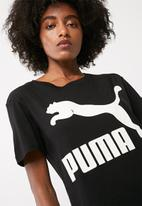 PUMA - Archive logo tee