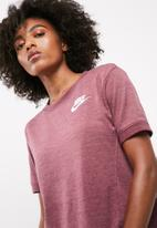 Nike - Gym short sleeve crew