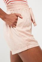 dailyfriday - Drawcord relaxed shorts