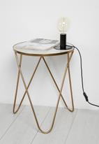 Sixth Floor - Mini disk table lamp