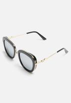 Miss Maxi - Oversized sunglasses