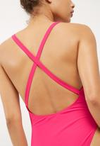 Missguided - Extreme cut out swimsuit