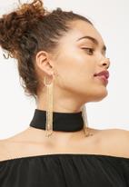 Miss Maxi - Chain earrings