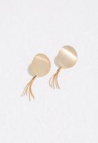 Miss Maxi - Earring with tassel