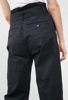 G-Star RAW - Bronson XL paperbag waist chino