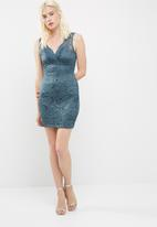 ONLY - Dove lace dress