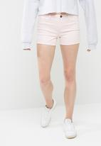 Jacqueline de Yong - Five denim shorts