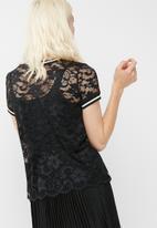 Jacqueline de Yong - Maya lace top