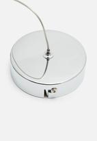 Illumina - Orb glass pendant