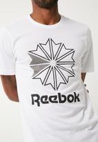 Reebok Classic - Starcrest tee