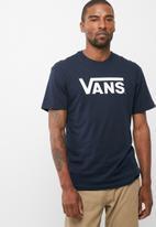 Vans - Vans classic tee - navy