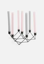 Sixth Floor - Dinner candle set of 4