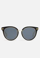 THIRD EYE WEAR - Black swan sunglasses