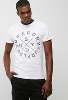 Superdry. - Surplus goods graphic tee