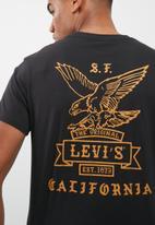 Levi's® - Graphic BI eagle set-in neck 2