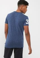 586ba4ec Shirt shop tee - french navy snow Superdry. T-Shirts & Vests ...