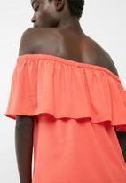 dailyfriday - Off shoulder blouse