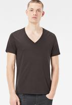 G-Star RAW - Base v-neck 2 pack tee