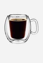 Luigi Bormioli - Supremo caffe set of 2