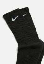 Nike - Cush 3 pack socks
