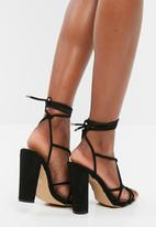 Missguided - Multi strap sandal