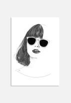 Jenny Liz Rome - Hair study 2