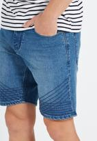 Cotton On - Skinny straight shorts
