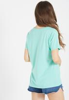 Cotton On - T-bar fox graphic t shirt