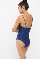 Bacon Bikinis - Lace up swimsuit