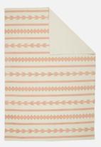 Sixth Floor - Nakoda printed rug