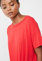 dailyfriday - Knot front detail tee