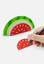 Mustard  - Watermelon sticky notes