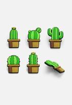 Mustard  - Cactus push pins