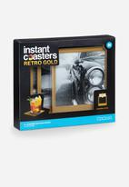 Mustard  - Instant coasters