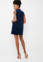 G-Star RAW - Blake zip dress