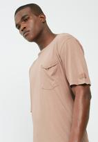 Sergeant Pepper - Oversized pocket tee