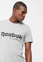 Reebok Classic - Archive stripe tee