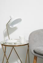 Present Time - Hood table lamp