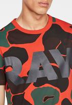 G-Star RAW - X25 tee